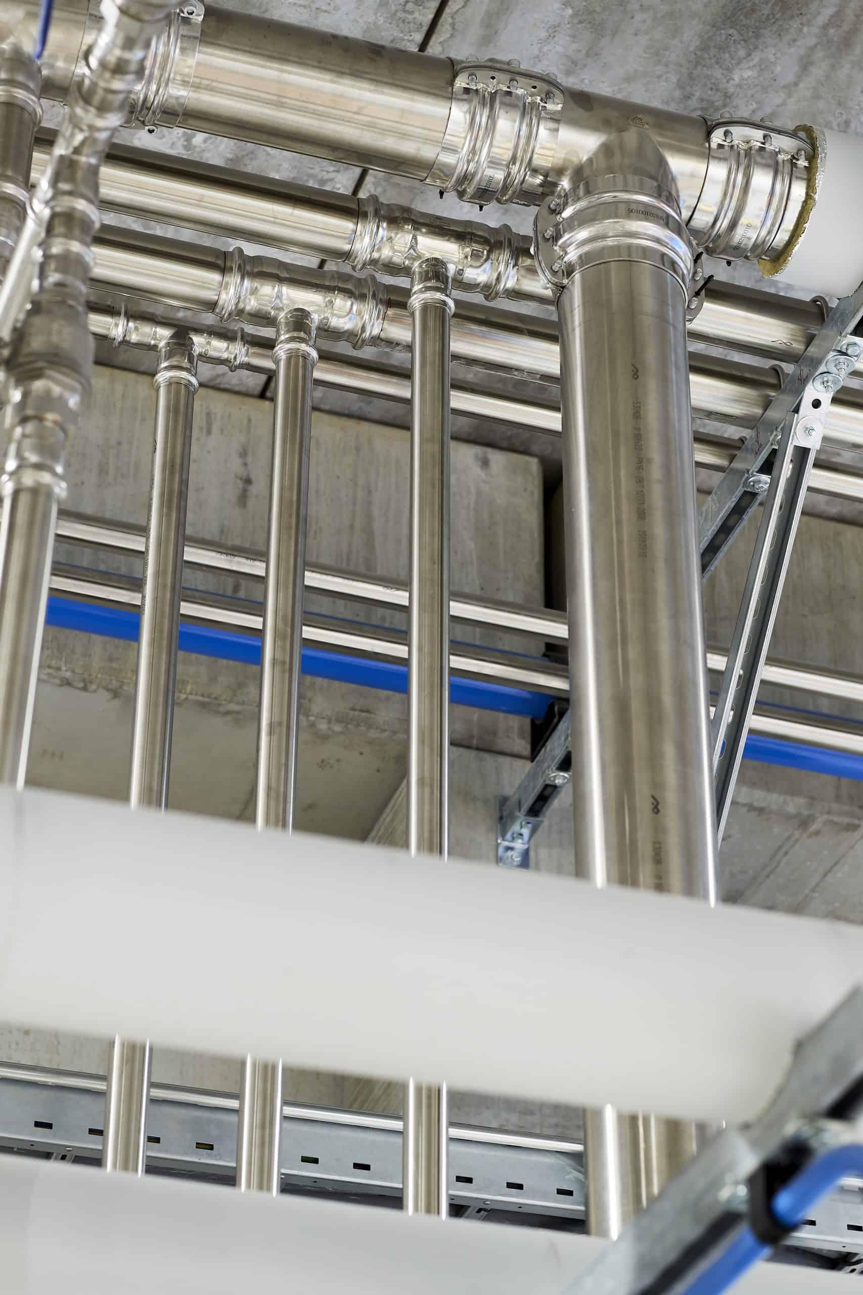 persluchtsystemen leidingen en koppelingen