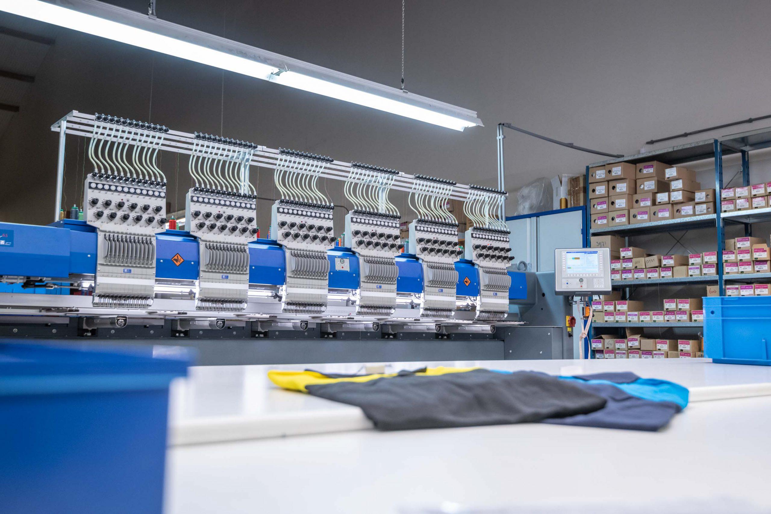 borduurmachines teunis bedrijfskleding