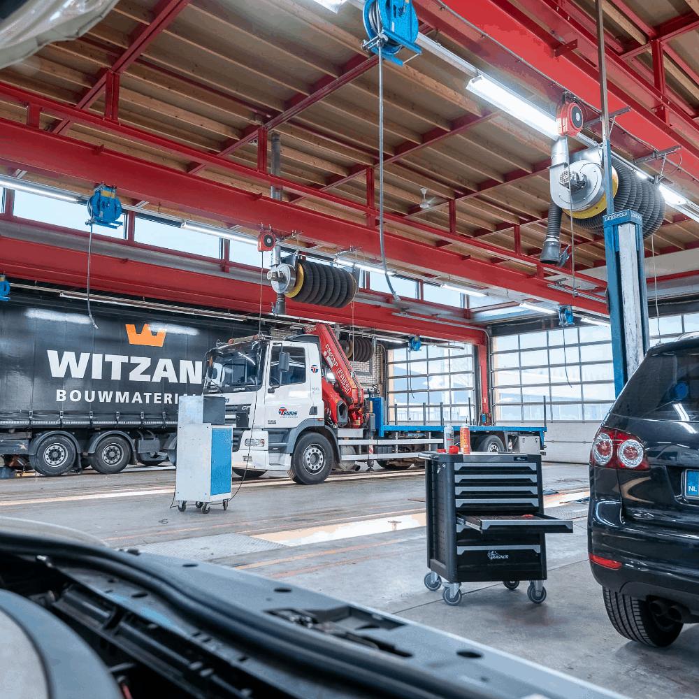 werkplaats automotive